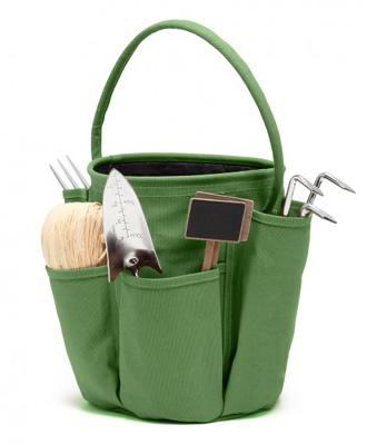 Sac outils de jardin jardinage vert